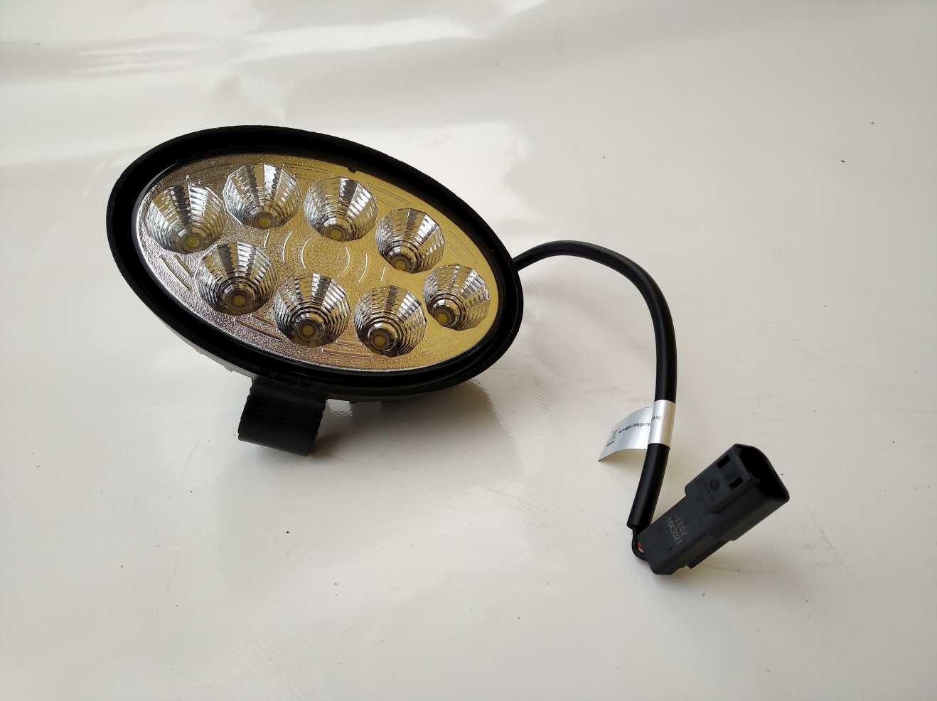 LAMPA ROBOCZA LED JCB FASTRAC </br></br> 90,00 ZŁ NETTO